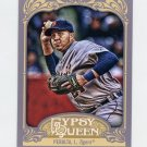 2012 Topps Gypsy Queen Baseball #062 Jhonny Peralta - Detroit Tigers