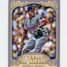 2012 Topps Gypsy Queen Baseball #056 Edwin Jackson - Washington Nationals