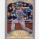 2012 Topps Gypsy Queen Baseball #053 Angel Pagan - San Francisco Giants