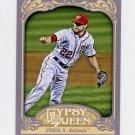 2012 Topps Gypsy Queen Baseball #037 Drew Storen - Washington Nationals