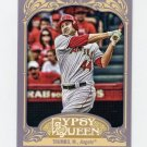 2012 Topps Gypsy Queen Baseball #034 Mark Trumbo - Los Angeles Angels