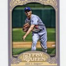 2012 Topps Gypsy Queen Baseball #031 Ted Lilly - Los Angeles Dodgers