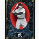 2007 SP Legendary Cuts Baseball #052 Joe DiMaggio - New York Yankees
