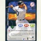2011 Topps Attax Baseball #118 Jorge Posada - New York Yankees