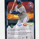 2011 Topps Attax Baseball #065 Danny Valencia - Minnesota Twins