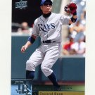 2009 Upper Deck Baseball #364 Akinori Iwamura - Tampa Bay Rays