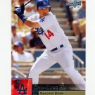 2009 Upper Deck Baseball #206 Chin-Lung Hu - Los Angeles Dodgers