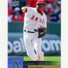 2009 Upper Deck Baseball #181 Chone Figgins - Los Angeles Angels