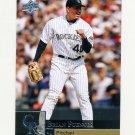 2009 Upper Deck Baseball #118 Brian Fuentes - Colorado Rockies