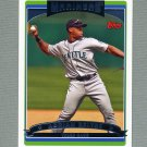 2006 Topps Baseball #495 Adrian Beltre - Seattle Mariners