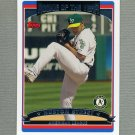 2006 Topps Baseball #264 Huston Street - Oakland Athletics
