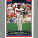 2006 Topps Baseball #229 Cristian Guzman - Washington Nationals