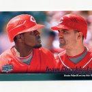 2010 Upper Deck Baseball #577 Brandon Phillips / Joey Votto - Cincinnati Reds TC