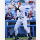 2007 Ultra Baseball #126 Derek Jeter - New York Yankees