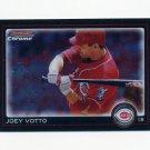 2010 Bowman Chrome Baseball #137 Joey Votto - Cincinnati Reds