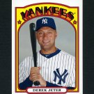 2013 Topps Archives Baseball #038 Derek Jeter - New York Yankees