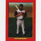 2006 Topps Turkey Red Baseball Red #566 Brandon Phillips - Cincinnati Reds
