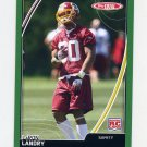 2007 Topps Total Football #540 LaRon Landry RC - Washington Redskins