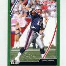 2007 Topps Total Football #229 Tom Brady - New England Patriots