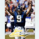 2004 Ultra Football #090 Drew Brees - San Diego Chargers