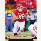 2005 Playoff Honors Football #051 Tony Gonzalez - Kansas City Chiefs