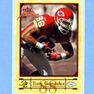 2004 Fleer Sweet Sigs Football #008 Tony Gonzalez - Kansas City Chiefs