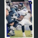1997 Collector's Choice Football #261 Ray Lewis - Baltimore Ravens