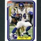 2004 Fleer Platinum Football #013 Randy Moss - Minnesota Vikings
