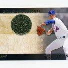 2012 Topps Gold Standard Baseball #GS01 Nolan Ryan - Texas Rangers