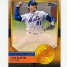 2012 Topps Golden Greats Baseball #GG58 Tom Seaver - New York Mets