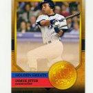 2012 Topps Golden Greats Baseball #GG26 Derek Jeter - New York Yankees