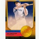 2012 Topps Golden Greats Baseball #GG21 Joe DiMaggio - New York Yankees