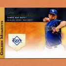 2012 Topps Golden Moments Baseball #GM49 James Shields - Tampa Bay Rays