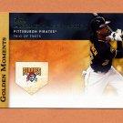 2012 Topps Golden Moments Baseball #GM12 Andrew McCutchen - Pittsburgh Pirates