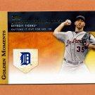 2012 Topps Golden Moments Baseball #GM09 Justin Verlander - Detroit Tigers