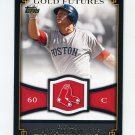 2012 Topps Gold Futures Baseball #GF22 Ryan Lavarnway - Boston Red Sox