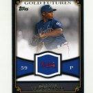 2012 Topps Gold Futures Baseball #GF21 Arodys Vizcaino - Atlanta Braves