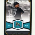 2012 Topps Gold Futures Baseball #GF14 Mike Stanton - Miami Marlins