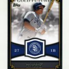 2012 Topps Gold Futures Baseball #GF13 Anthony Rizzo - San Diego Padres