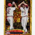 2012 Topps Gold Sparkle Baseball #320 Matt Holliday - St. Louis Cardinals