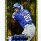 2012 Topps Gold Sparkle Baseball #310 Adrian Beltre - Texas Rangers