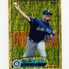 2012 Topps Gold Sparkle Baseball #168 Blake Beavan - Seattle Mariners