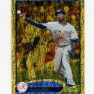 2012 Topps Gold Sparkle Baseball #126 Eduardo Nunez - New York Yankees