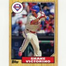 2012 Topps 1987 Topps Minis Baseball #TM45 Shane Victorino - Philadelphia Phillies
