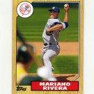 2012 Topps 1987 Topps Minis Baseball #TM36 Mariano Rivera - New York Yankees