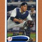 2012 Topps Baseball #237 Russell Martin - New York Yankees