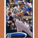 2012 Topps Baseball #132 Will Venable - San Diego Padres