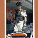 2012 Topps Baseball #127 Eli Whiteside - San Francisco Giants