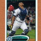 2012 Topps Baseball #118 Miguel Olivo - Seattle Mariners