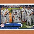 2012 Topps Baseball #109 Mariano Rivera - New York Yankees